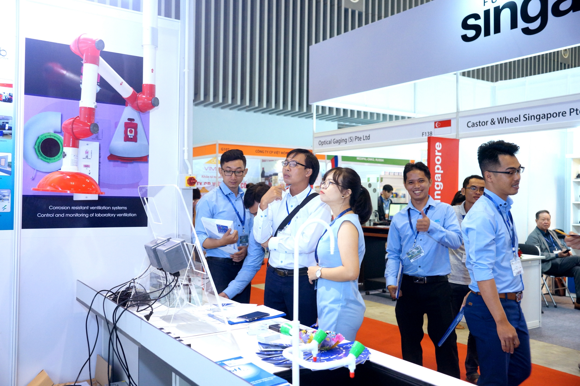 Vietnam Medi Pharm Expo 2018: connecting healthcare providers