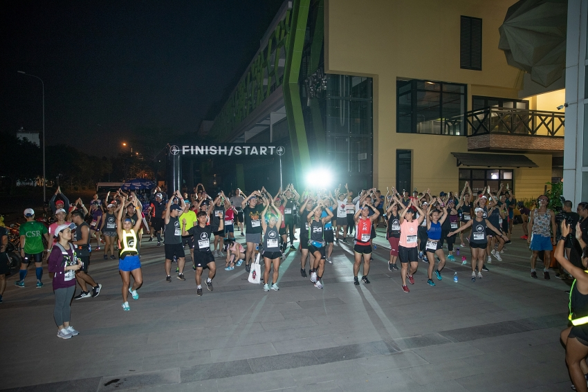 adidas runners saigon organises test run 211km for the first time