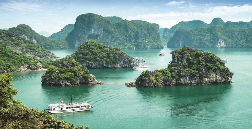 a new dawn for tourism in halong city