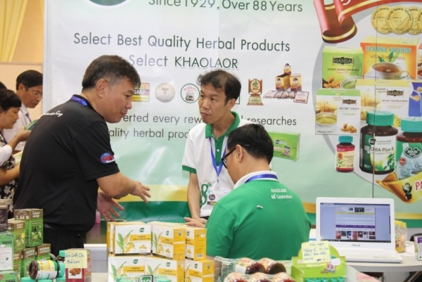 top thai brands 2019 in hanoi 160 booths participating in the exhibition
