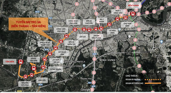 ho chi minh city looking to secure multi billion dollar metro project