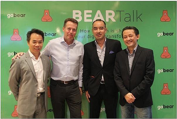 gobear fintech is shaping business digital transformation