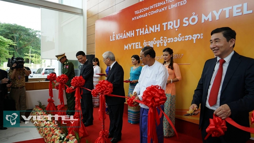 viettel announces business strategy for mytel