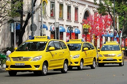 vinataxi and savico taxi to merge to compete with grab