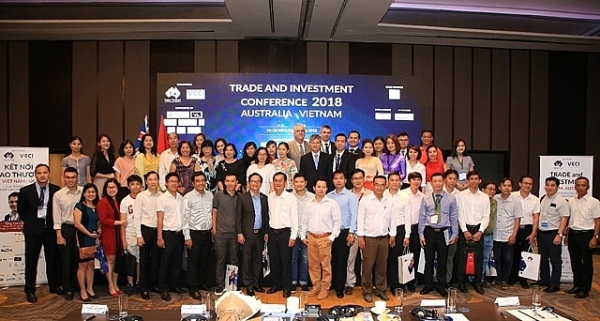 tien thinh international closes vietnam australia trade seminars