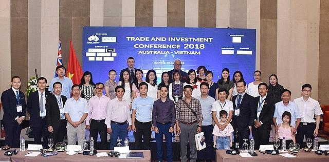 tien thinh international closes vietnam australia trade seminars