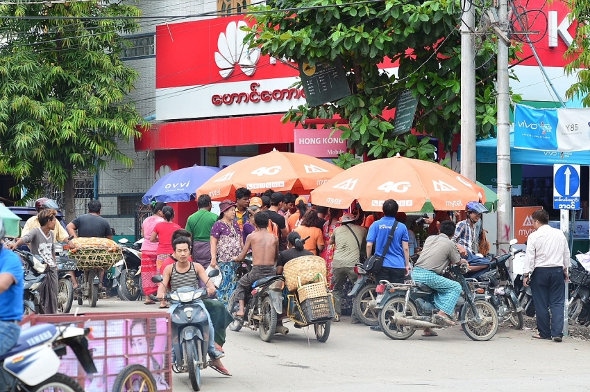 viettel signs with one million subscribers in myanmar in first 10 days