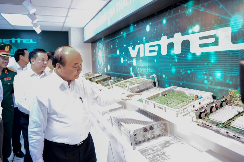 prime minister the country needs more viettel