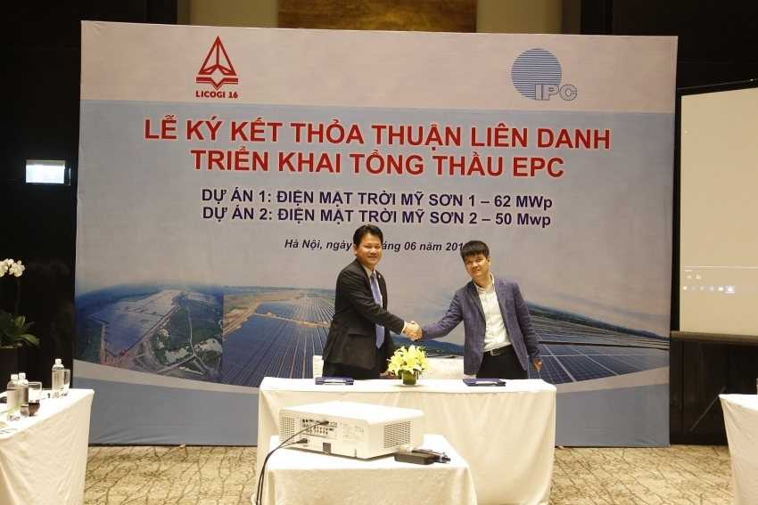 ipc joint venture becomes epc contractor of two solar farms
