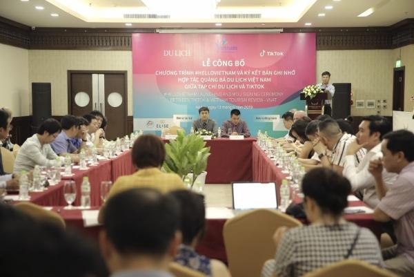 tiktok launches hellovietnam to promote vietnam