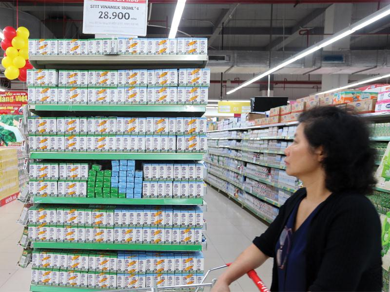 F&N's subsidiary undeterred in appetite for Vinamilk shares
