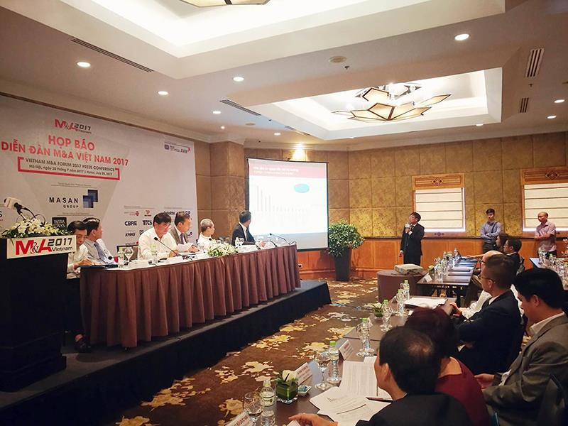 Asian investors control M&A activities in Vietnam
