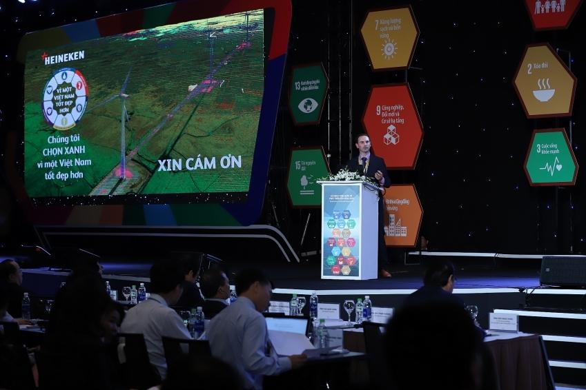heineken vietnam continues to inspire the business community