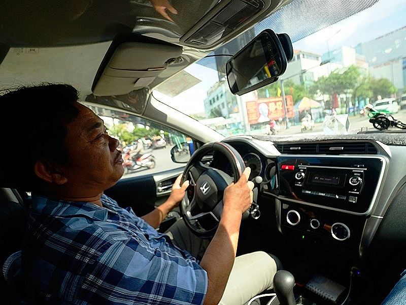 grab may have to operate as taxi firm