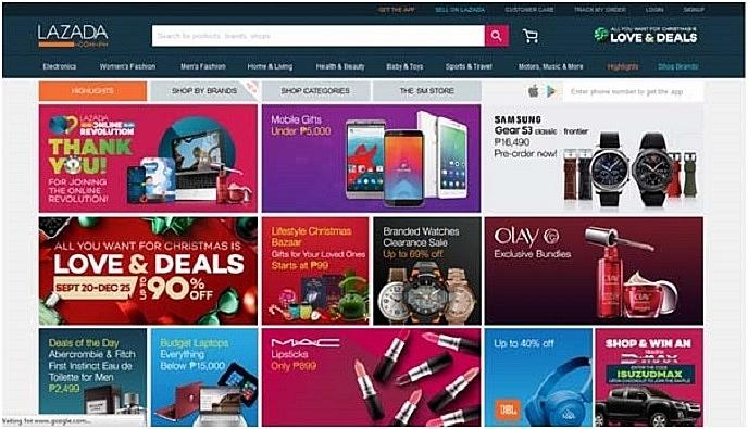 E-commerce players keep burning money