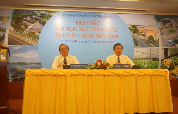 tien giang approves 22 projects worth 351 million