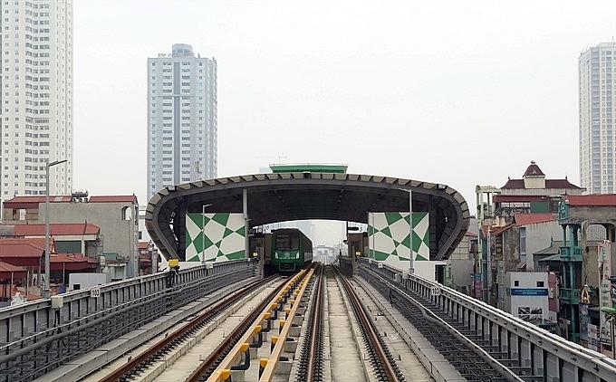 hanoi to reloan 9835 million to laaunch cat linh hadong metro line