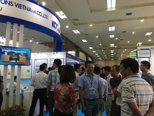 vietwater exhibition returns to hanoi