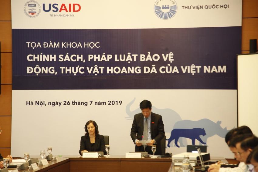 usaid works on effective wildlife conservation through demand reduction