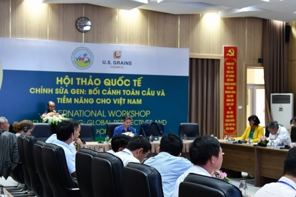 discussions on viability in genome editing in vietnam