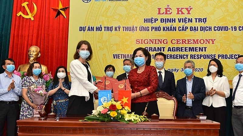 world bank grants 62 million to aid vietnam in fight against covid 19