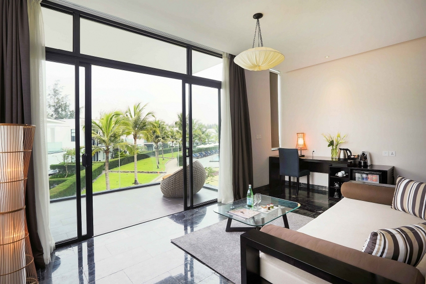 exclusive privileges at melia danang resort