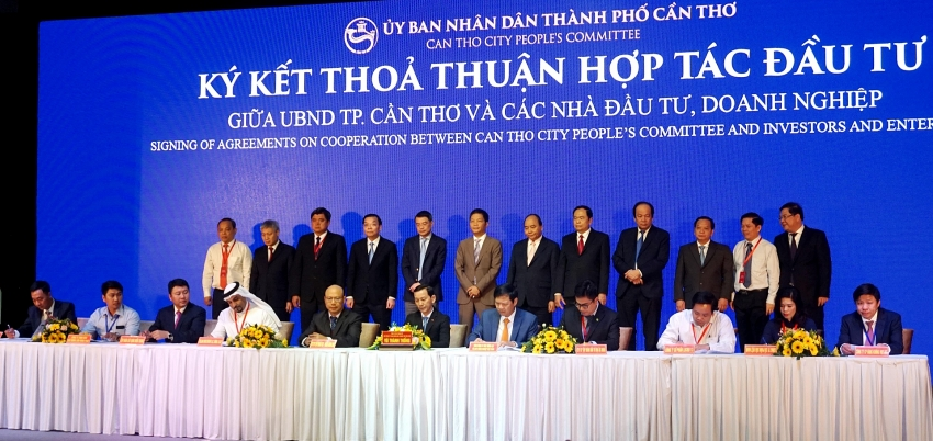 can tho becomes ideal investment destination