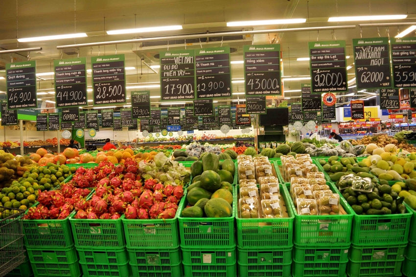 mm mega market to take vietnamese agricultural products abroad