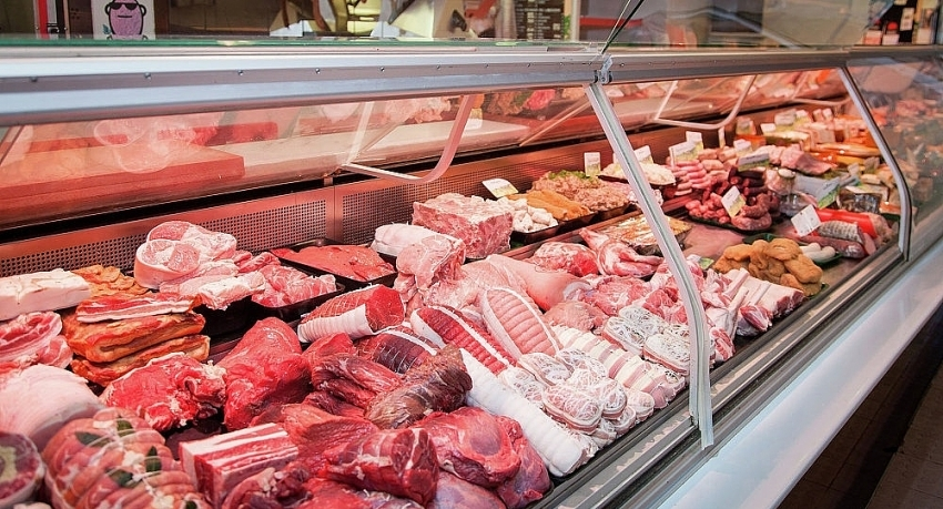 Pork imports double on-year in first seven months