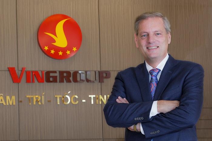 former gm executive vice president joins vinfast