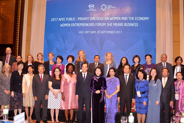 Asia-Pacific sets 50 per cent target for women business ownership by 2030