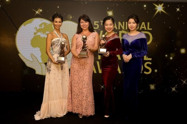 intercontinental danang takes over world travel awards