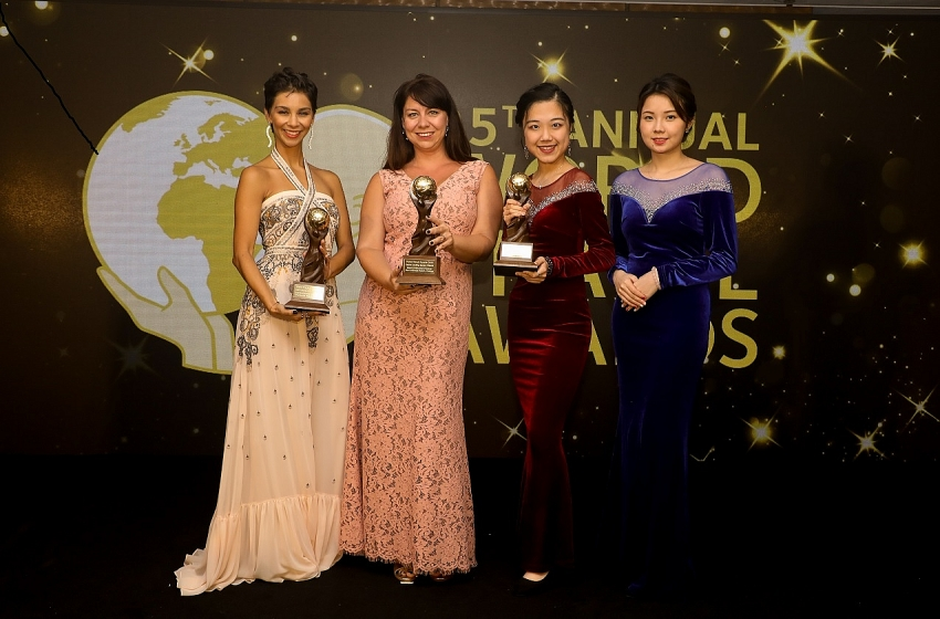 intercontinental danang takes over world travel awards