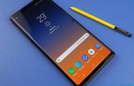 Samsung relapse its faulty batteries in Samsung Galaxy Note 9?
