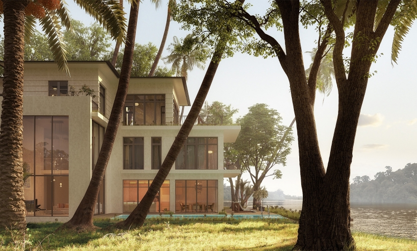 ecopark to officially launch ecopark grand the island villas