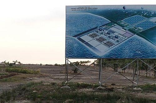 kien luong 1 thermal power plant demands compensation