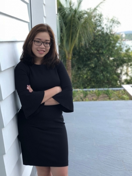new cluster director of marketing at premier village phu quoc