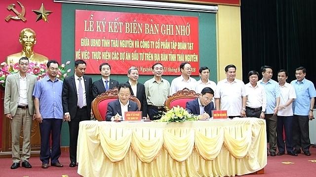 tt to develop 160 million industrial waste treatment plant