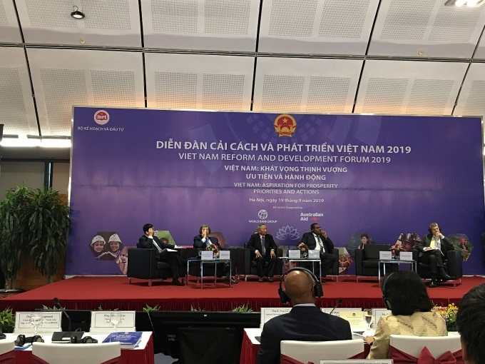 vrdf 2019 institutional reform key for modern market economy
