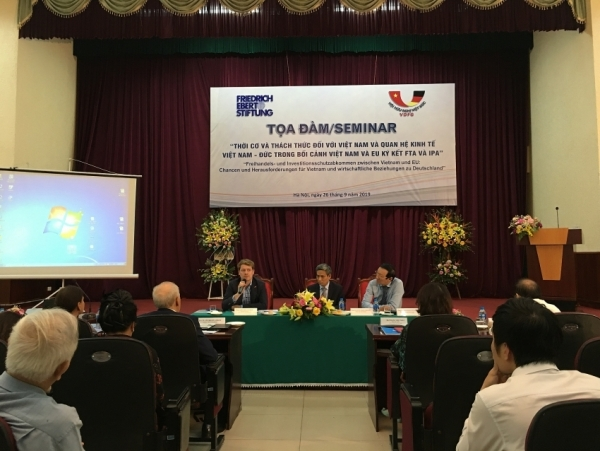 evfta to create opportunities for vietnam and germany
