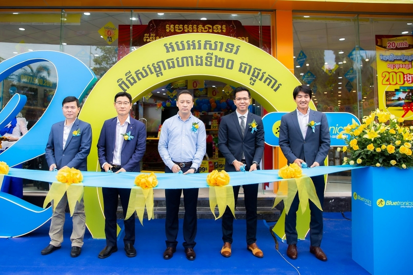 mwgs bluetronics to reach triple the size of largest competitor in cambodia