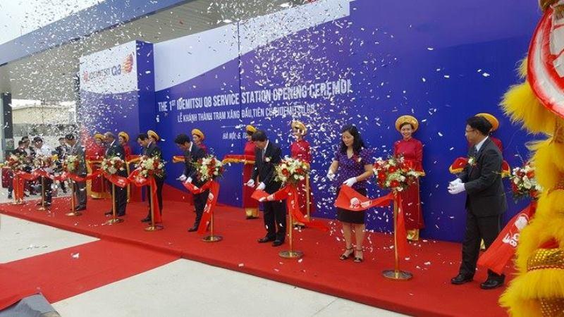 idemitsu q8 officially joins vietnamese petroleum retail sector
