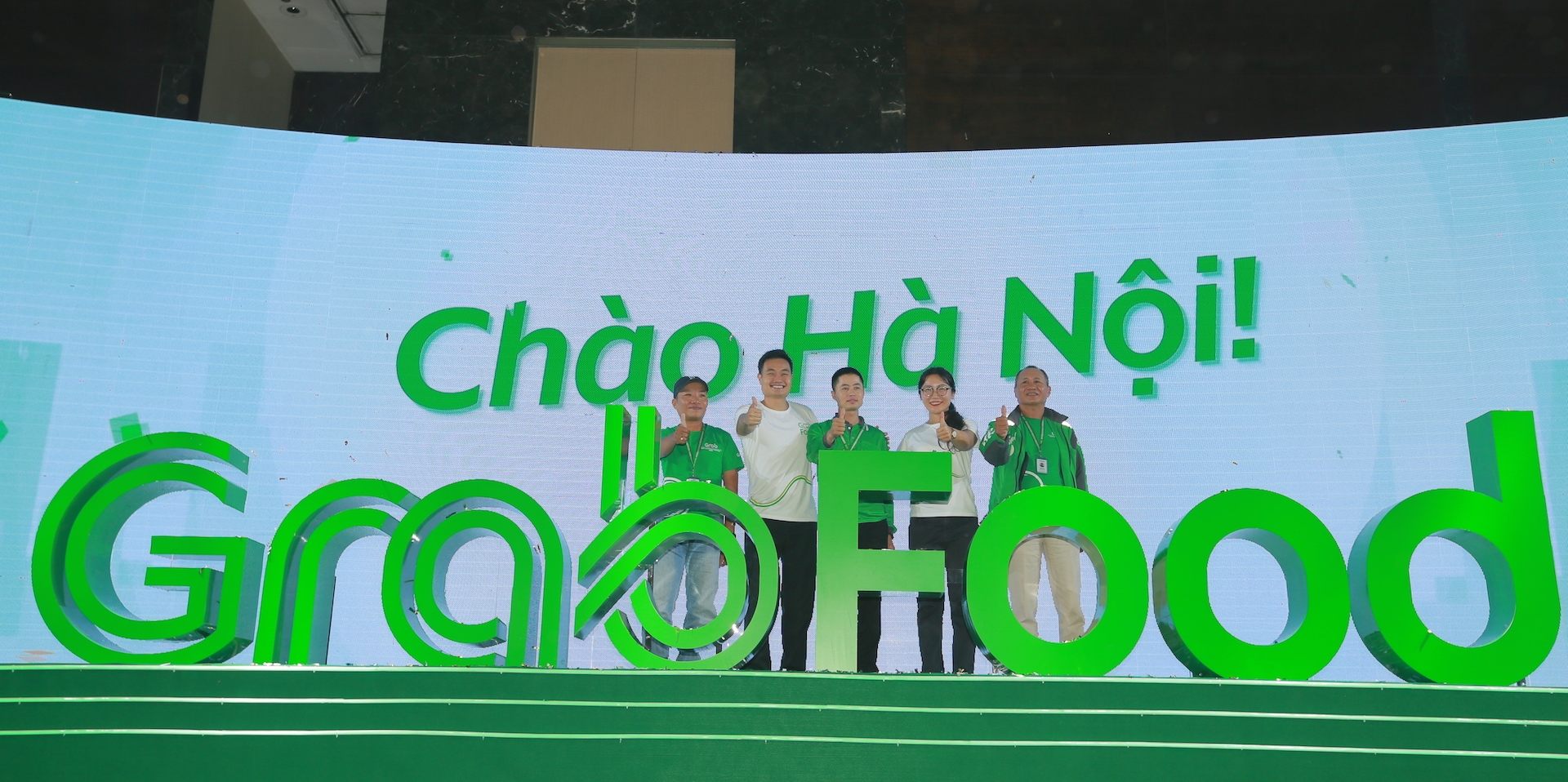 Grab officially launches GrabFood in Hanoi