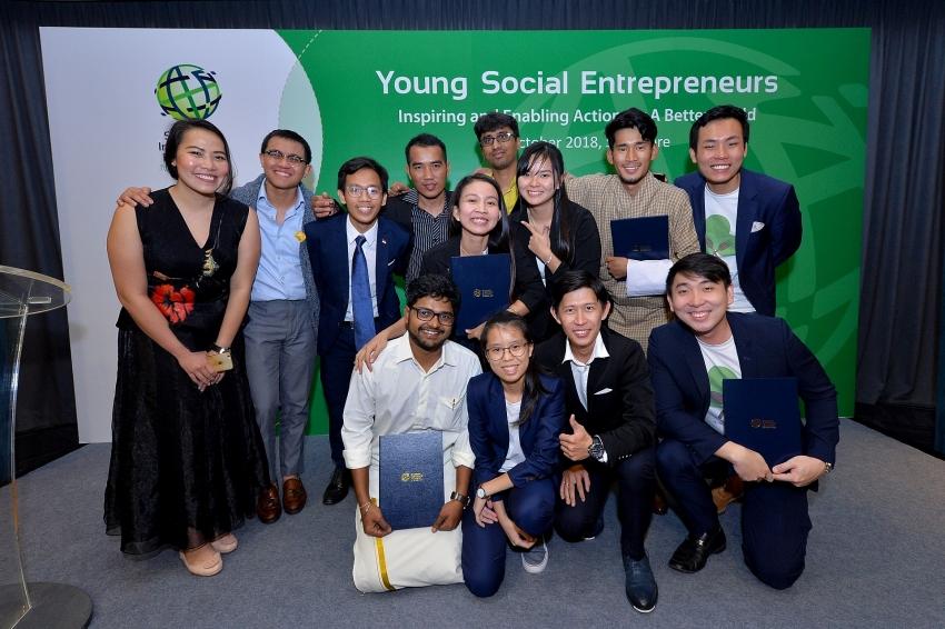 vietnamese team among top seven at young social entrepreneurs