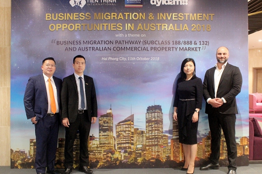 tien thinh international opens investment opportunities in australia