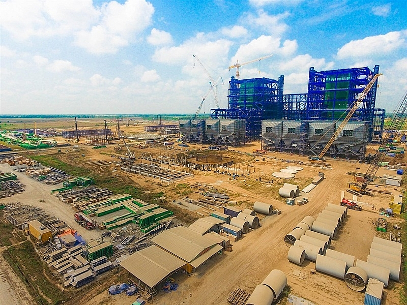 us sanction on contractor delays long phu 1 thermal power plant