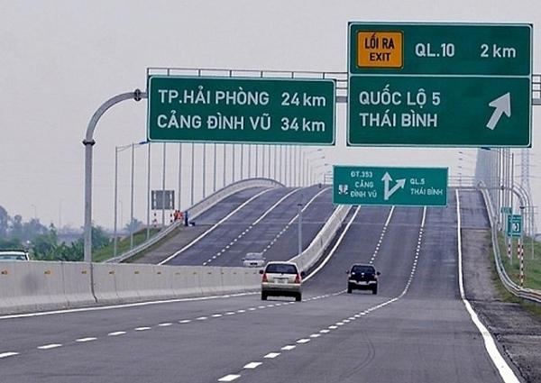 hanoi haiphong expressway investor at risk of bankruptcy