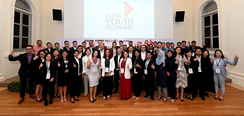 asean youth fellowship expands to foster people to people ties