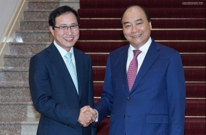 vietnam commits support for samsung rd centre