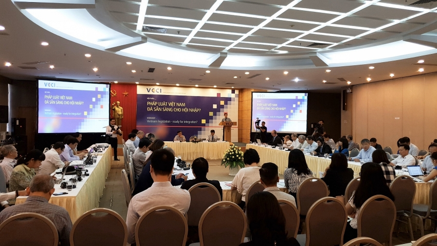 vietnam legislation ready for integration